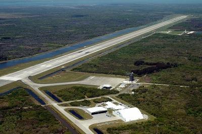 space shuttle landing florida - photo #47