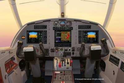 Ibis Aerospace Goes With Honeywell Apex Integrated Cockpit
