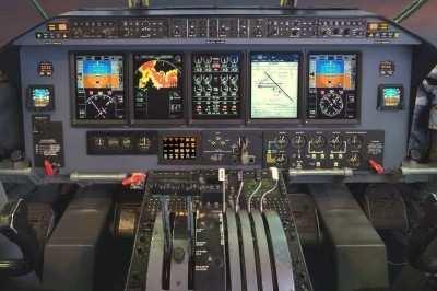 Asb Avionics Develops Hf Shunt Antenna For P 3 Aircraft