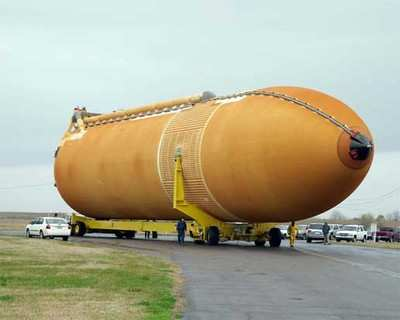 space shuttle fuel tank - photo #4