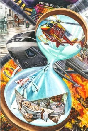 nasa apollo youth art contest - photo #15